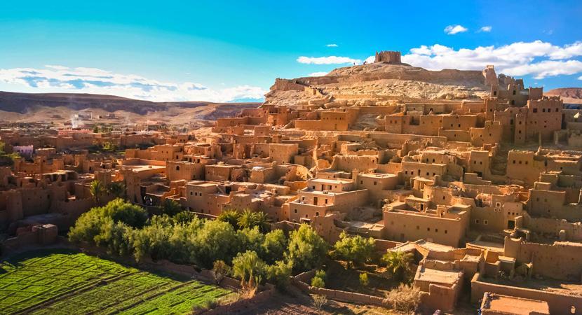 Excursion à ouarzazat