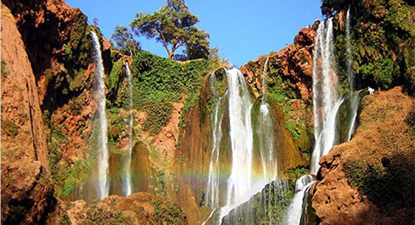 Excursion a las cascadas de  Ouzoud