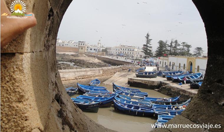 viaje a Essauira, las playas de Essaouira
