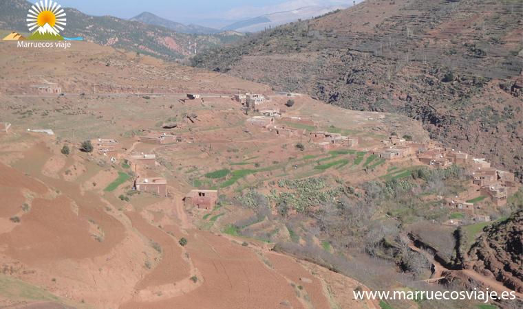 viaje a Fez, viaje a Marrakech senderismo en el Atlas