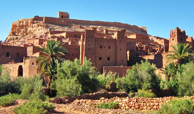 excursion al sur de marruecos: la casba de ait ben haddou, el vallle de dra, dunas de chegaga, playas de essaouira y Marrakech