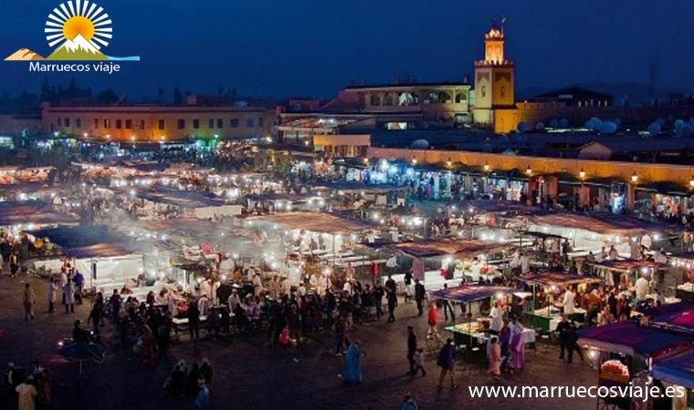 viaje a Marruecos, Marrakech